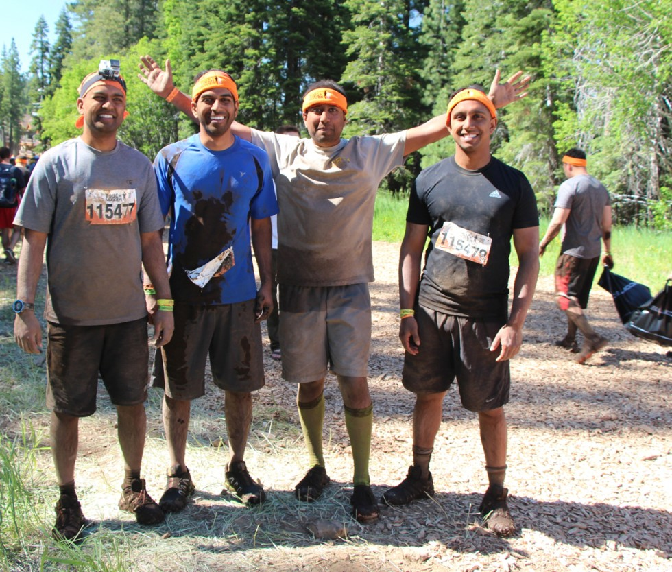 From Computer Programmer to Tough Mudder in 5 Months
